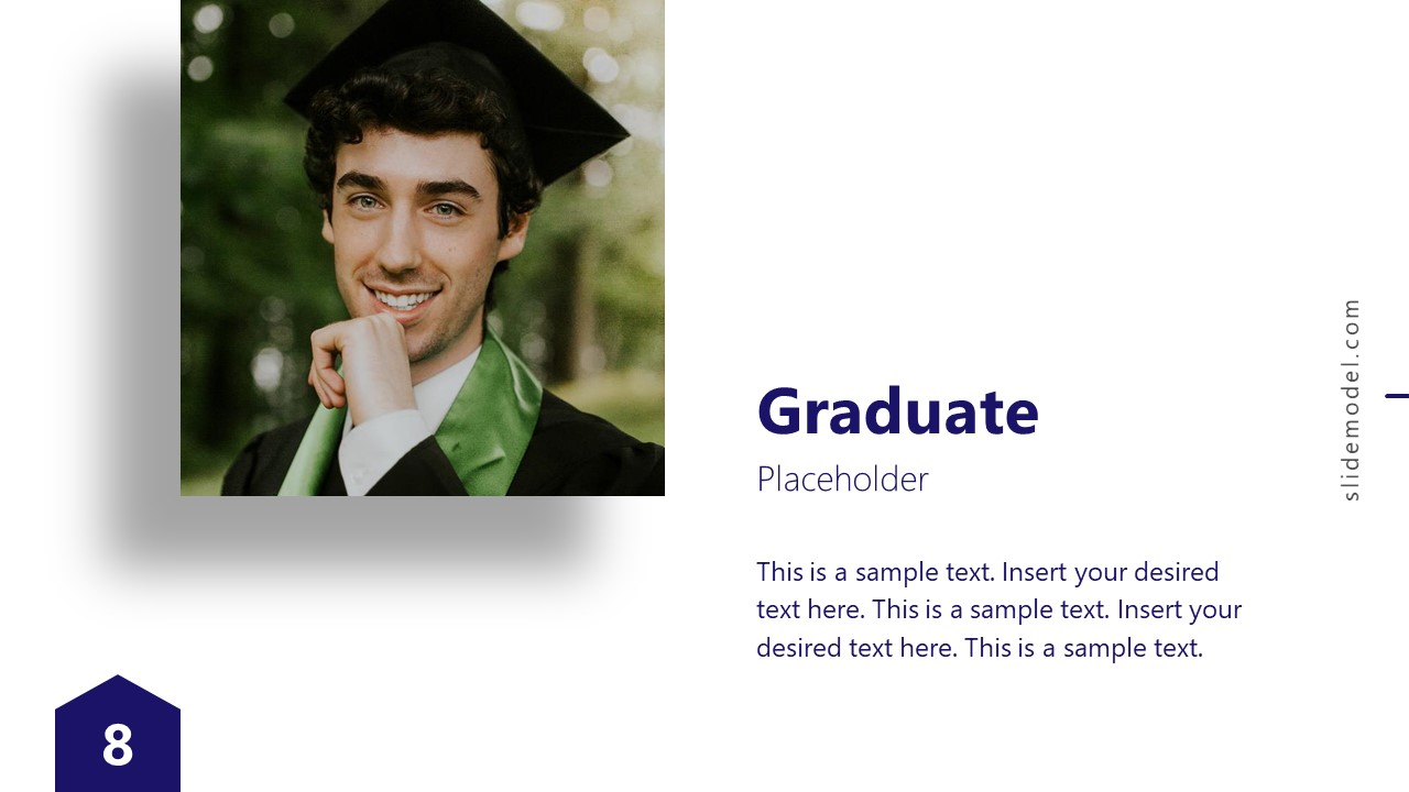 Presentation of Virtual Graduation Profile Graduate