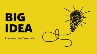 Cover Slide of Big Idea Concept
