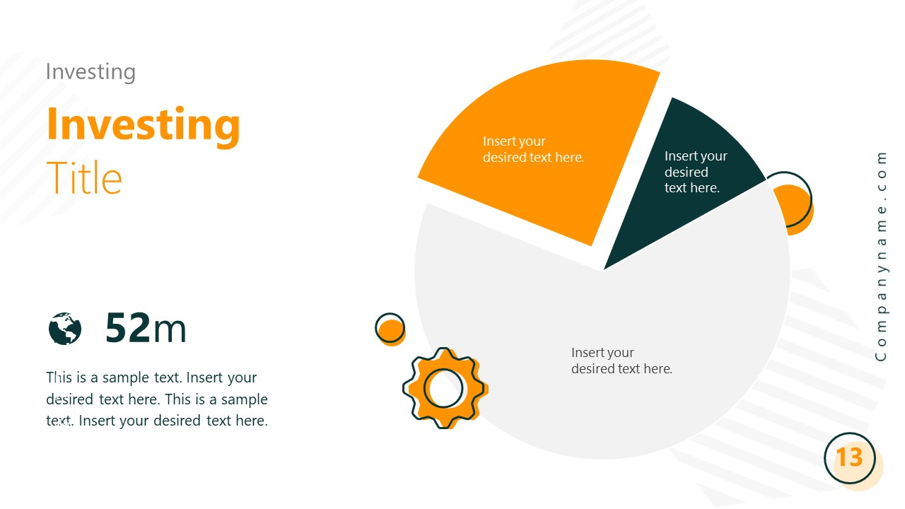Startup PowerPoint Presentation Capital Investment