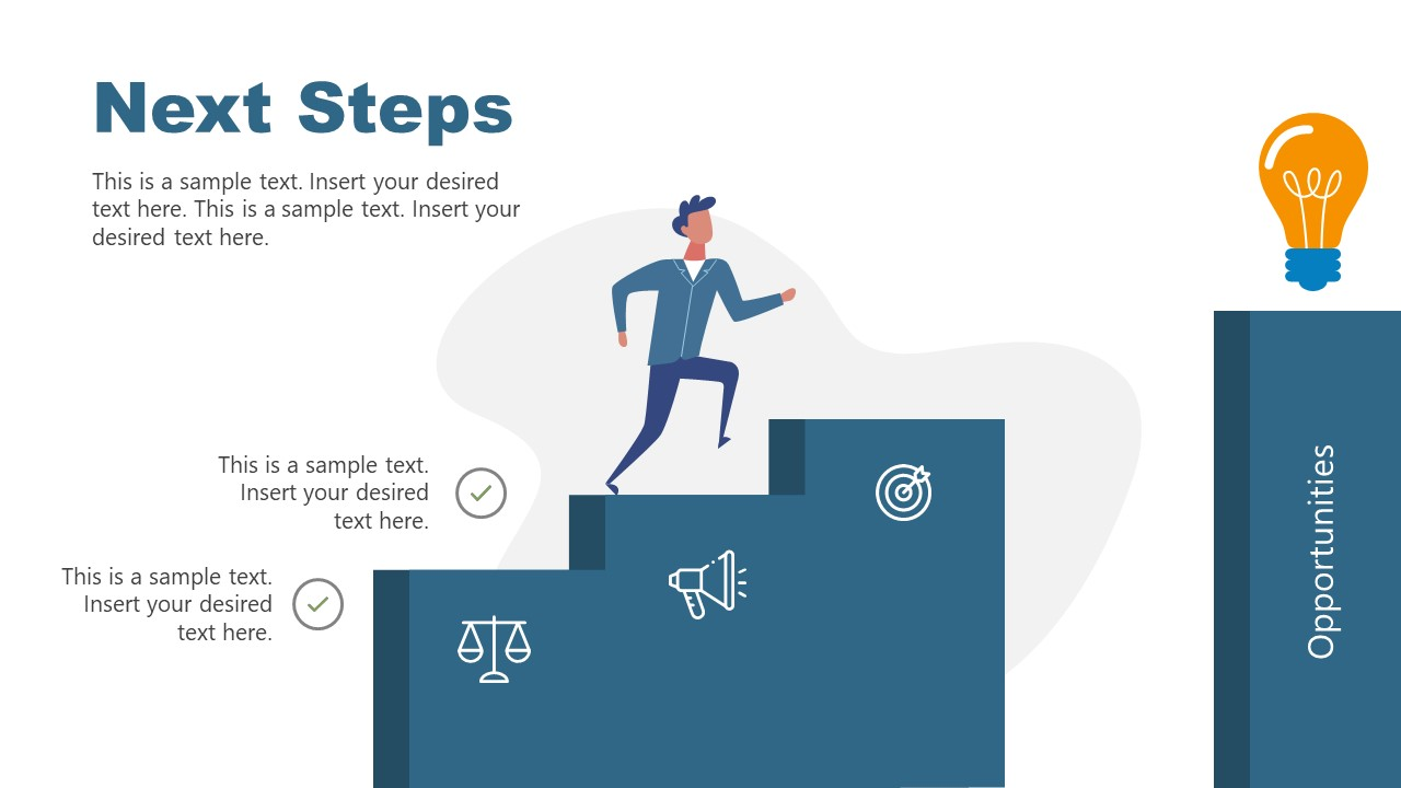 Slide of Step 2 to Stairs of Opportunities