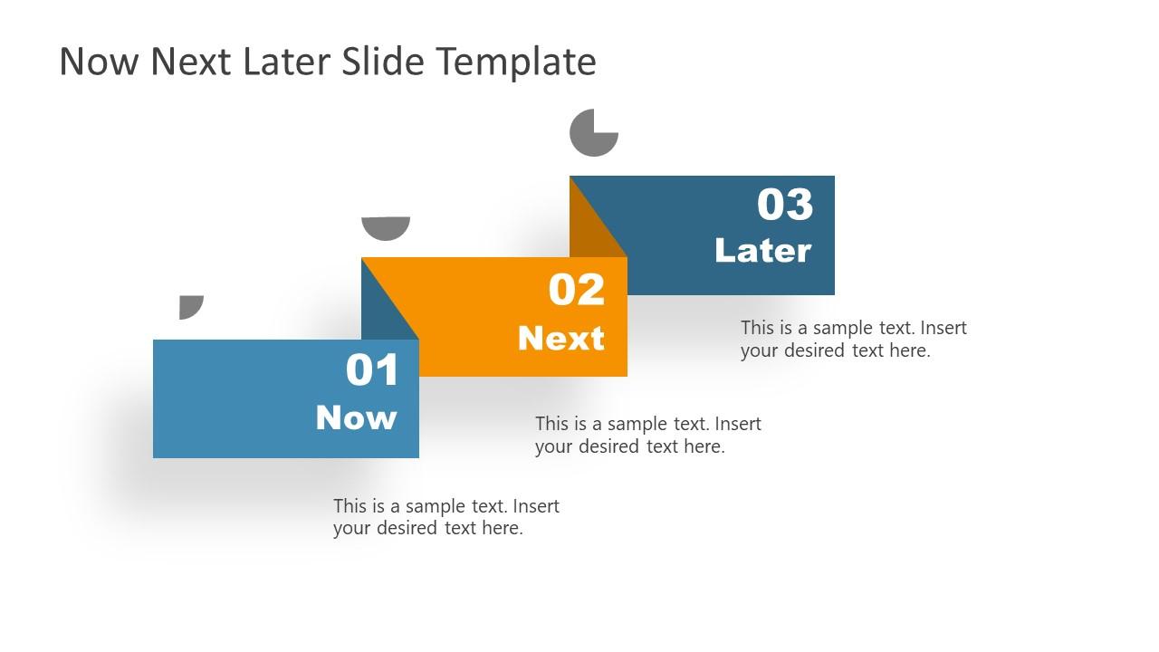 Presentation of 3 Steps Roadmap Stairs Diagram