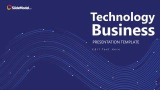 Business PowerPoint Technology presentation