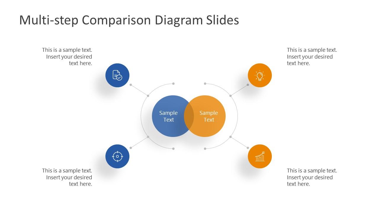 Simple PowerPoint Comparison 2 Steps