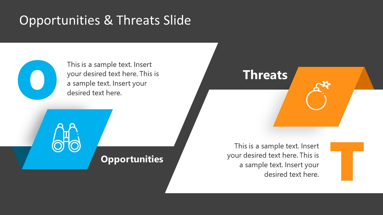 PPT Threats and Opportunities Segment Template