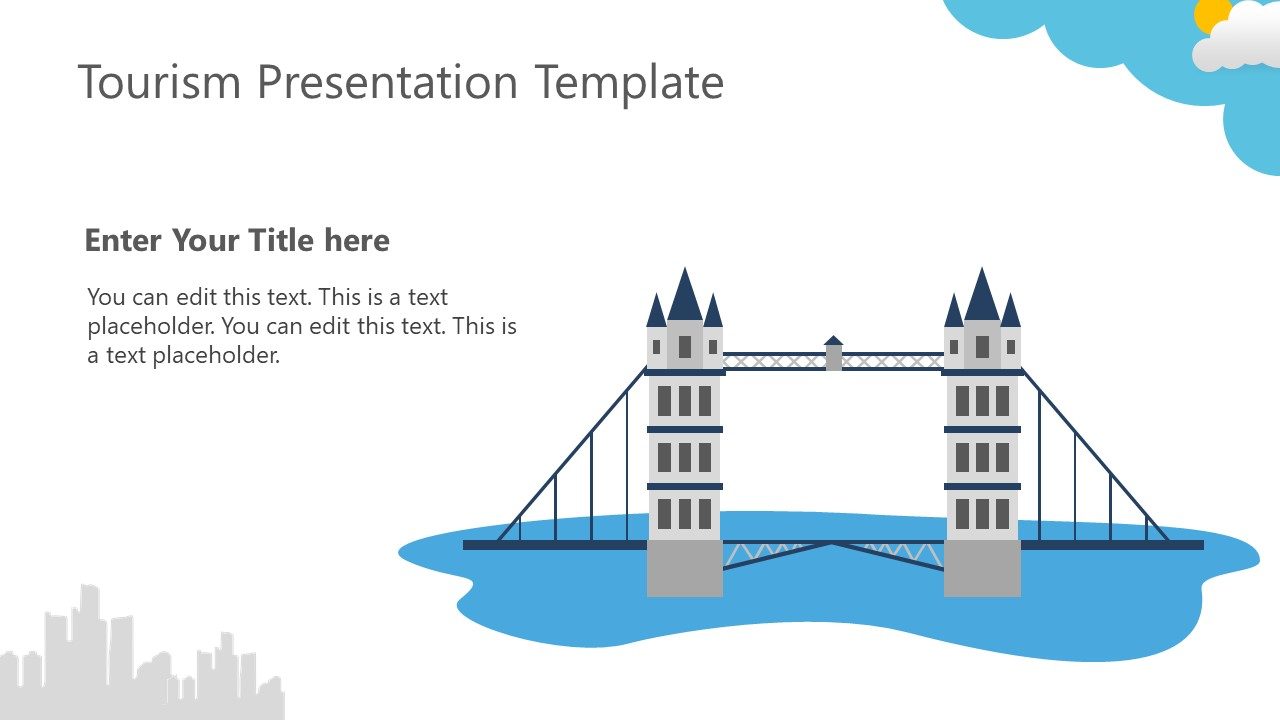 Travel Template of London Tourism