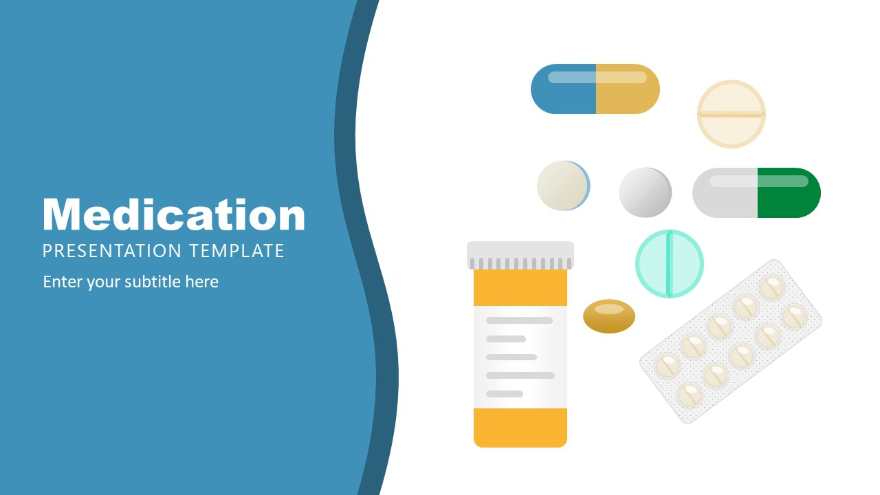PPT Medication Template of Drugs