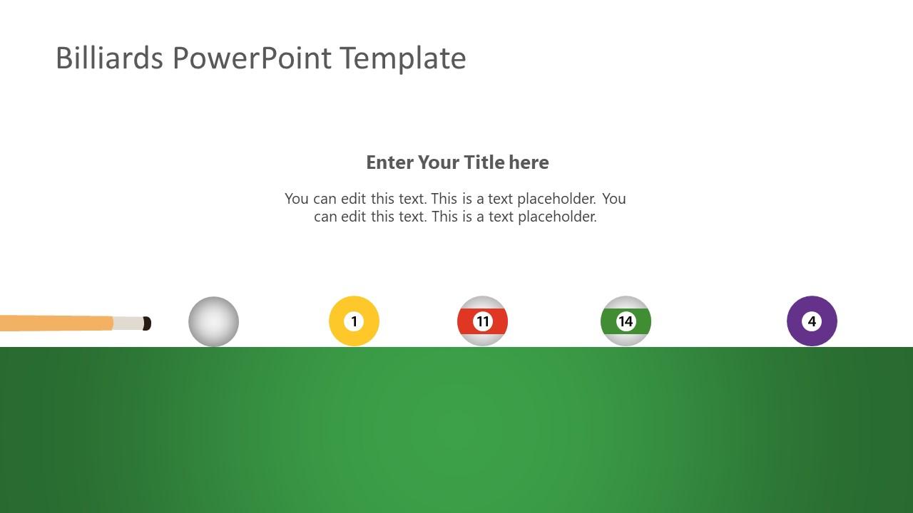 PowerPoint Games Template Design