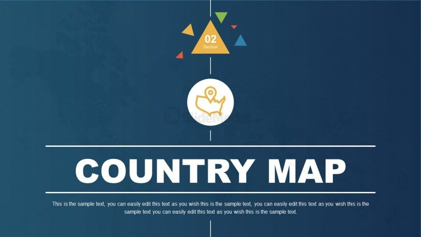 Editable Country Maps PowerPoint Bundle