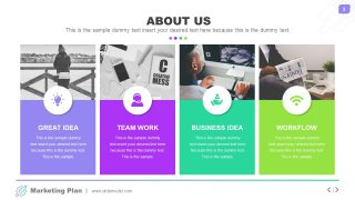 Presentation of Marketing Plan Introduction