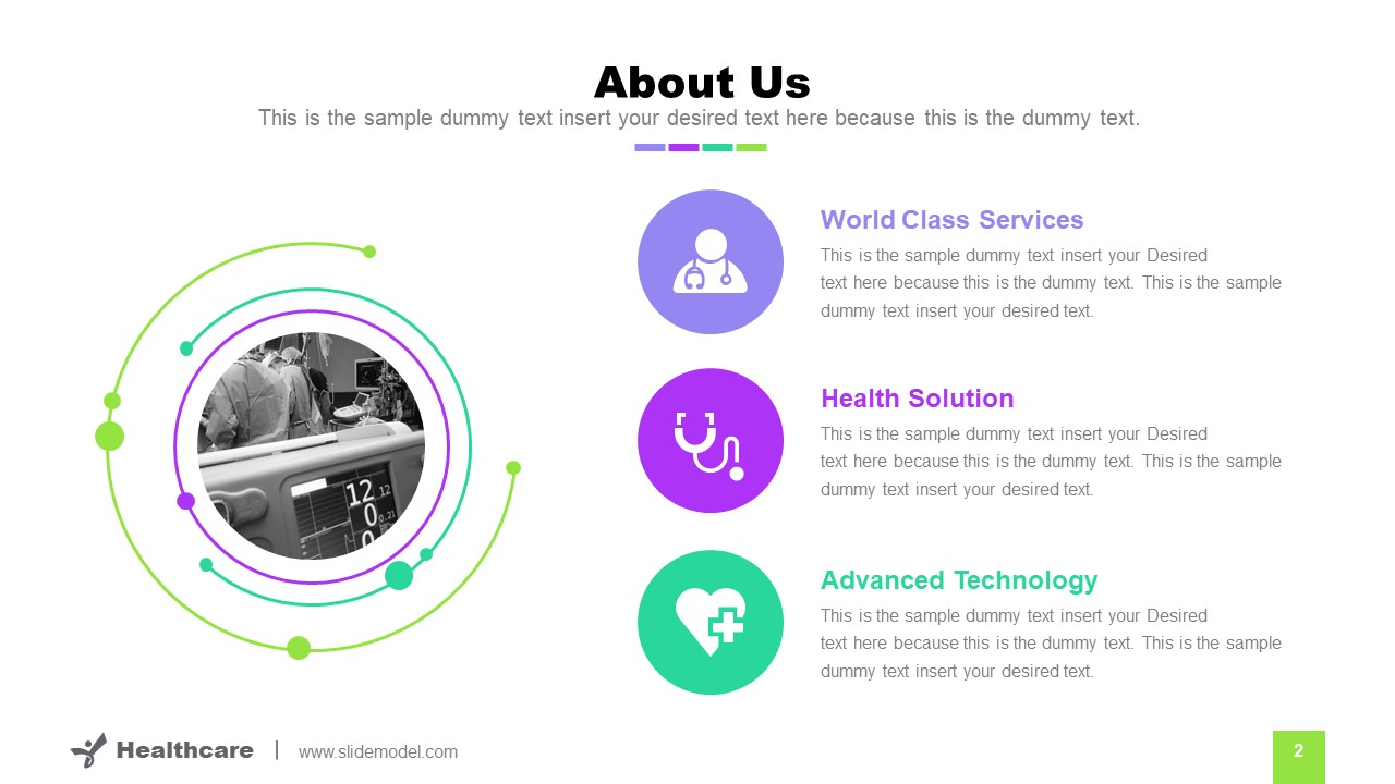 Medial Healthcare Industry About Us