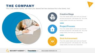 PPT Company Executive Summary
