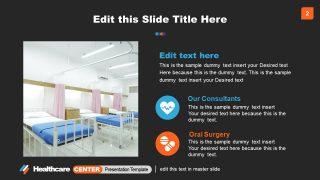 PowerPoint Healthcare Templates Design
