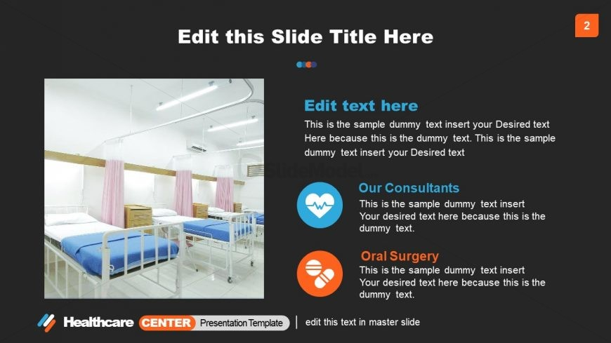PowerPoint Healthcare Templates Design