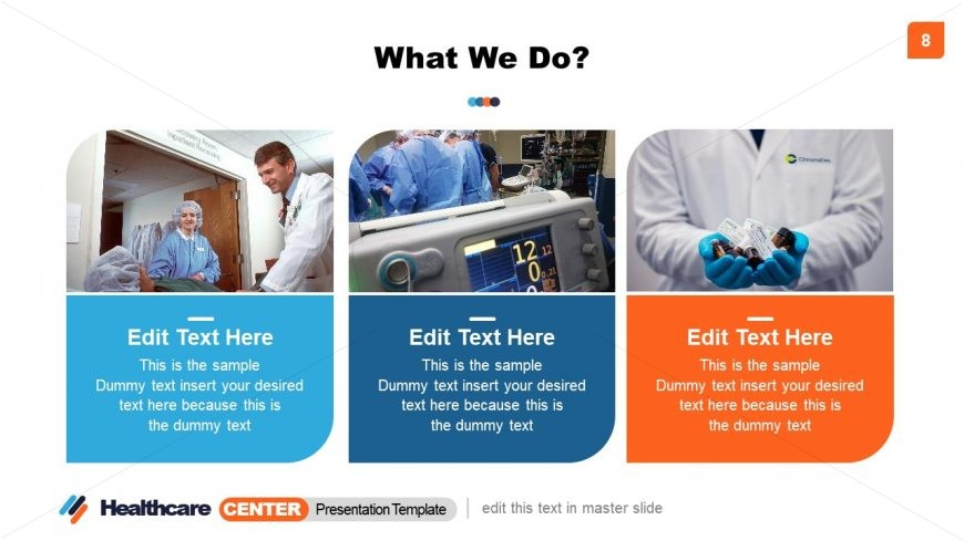 PowerPoint Healthcare Templates Hospital Pictures