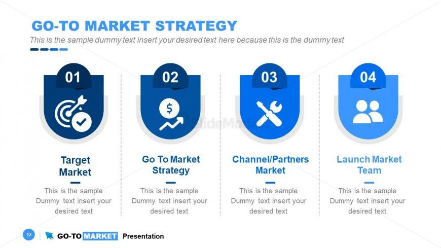 Go-To Market Strategy PowerPoint