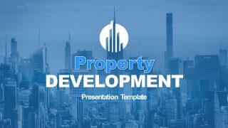 Cover Slide of Property Development