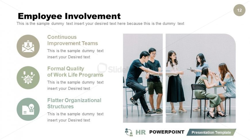 PowerPoint for Employee Collaboration