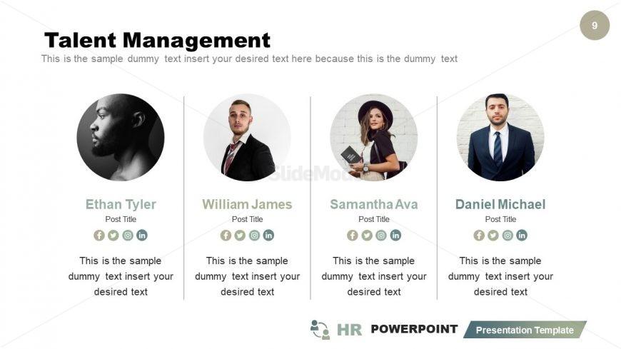 4 Segments of Talent Management