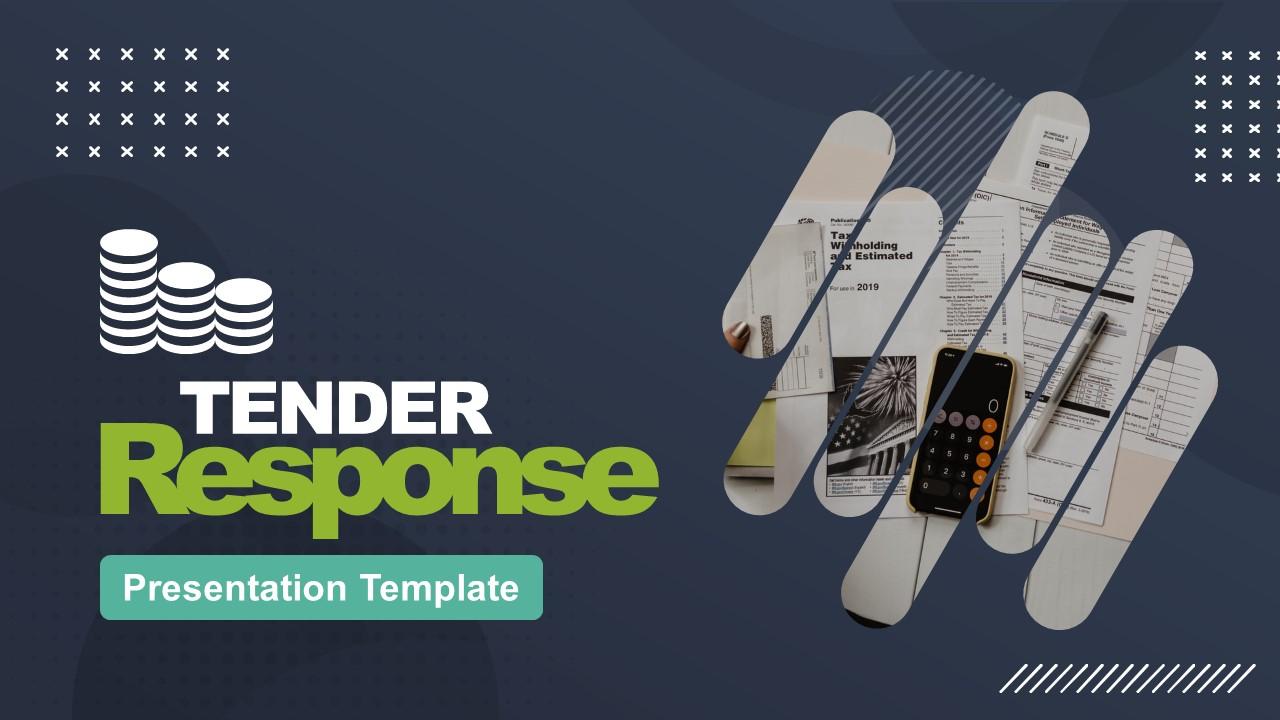 Graphics for RFP Tender Slide Deck