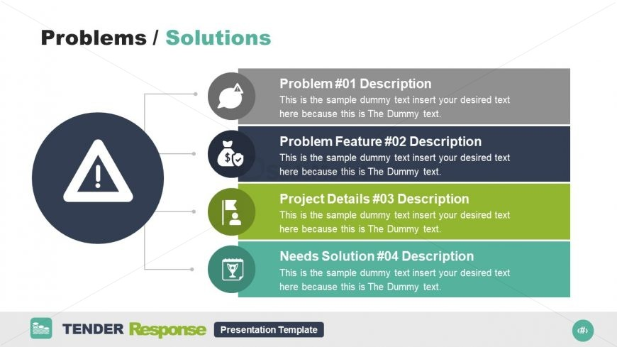 Hierarchical PowerPoint Problem and Solutions