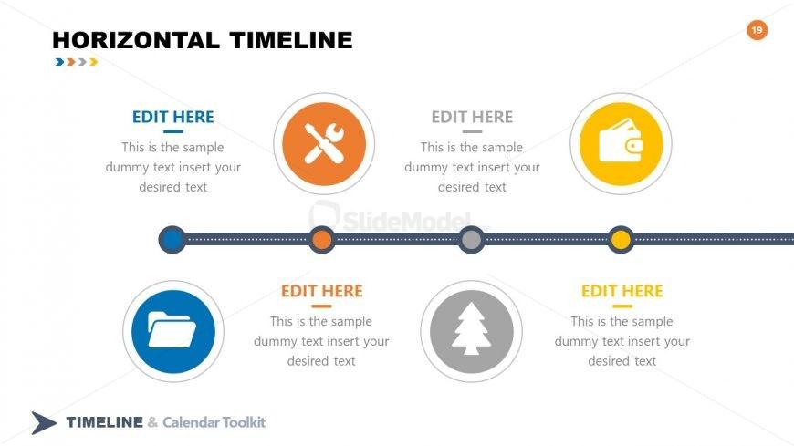 Toolkit Timelines Horizontal Design