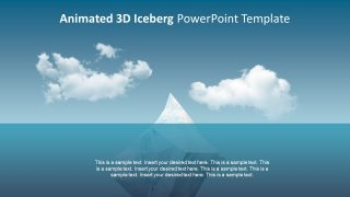 Animations for 3D Iceberg