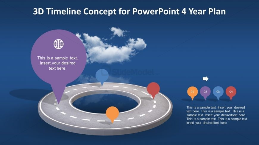 Concept Design of Timeline