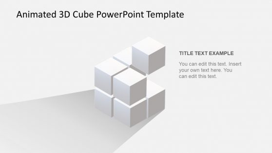 cube powerpoint templates