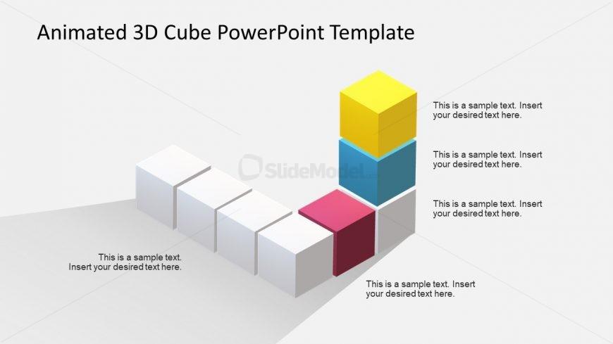 Editable 3D PowerPoint Diagram