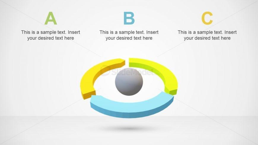 Animated 3 Steps Diagram Presentation