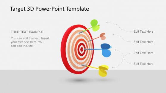 target powerpoint templates