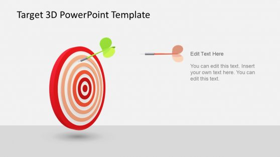 Creative Template of 3D Targets