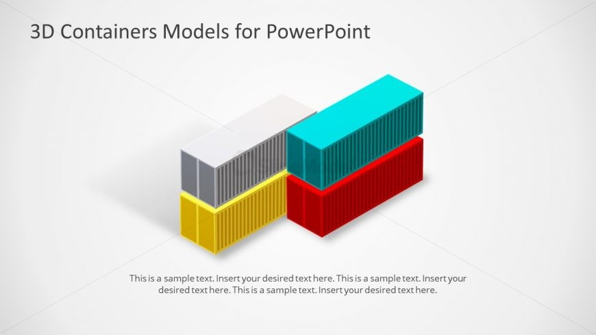 Animated PowerPoint 3D Models