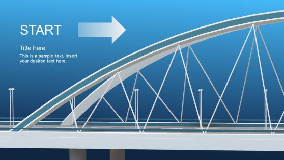 Animated PowerPoint Design of Bridge