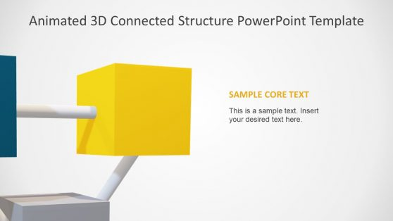 PowerPoint 3D Cube Animation