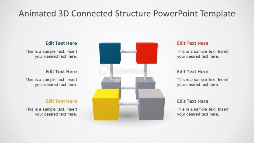 3D Cubes PPT Segments