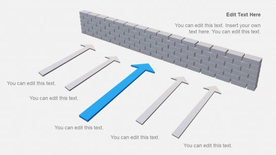 Stock Market Concept 3D PowerPoint