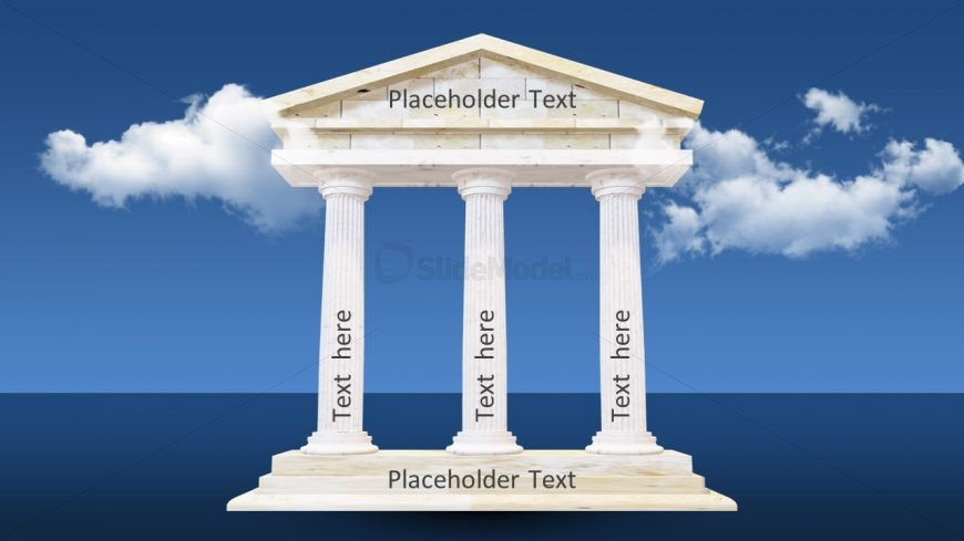 PPT Pillar Design Diagram