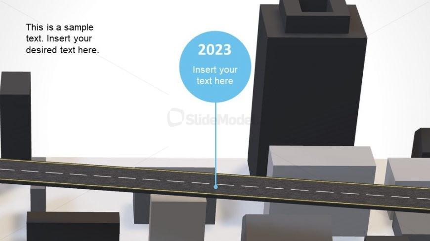 3D Model Objects PowerPoint