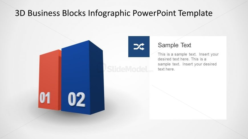 Template of 3D Model Blocks