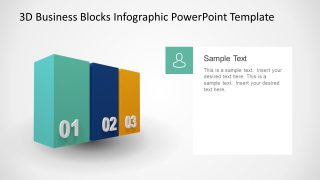 Animated 3D Cube PPT