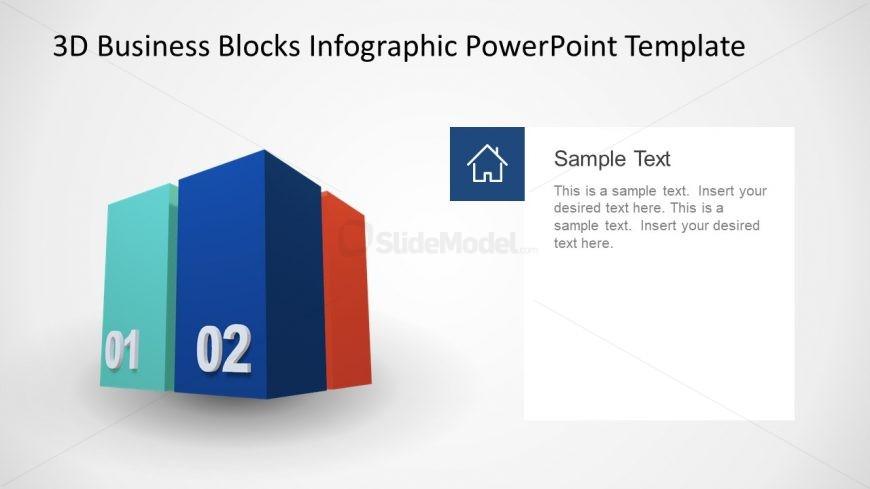 4 Steps PowerPoint Diagram Design