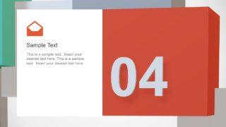 Flat Infographics PowerPoint Design
