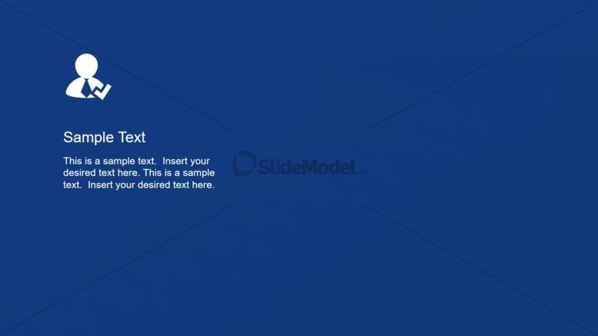 3D Cube Model Presentation