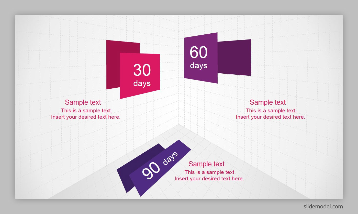 Quick Guide On A 30 60 90 Day Plan For A Job Interview Slidemodel
