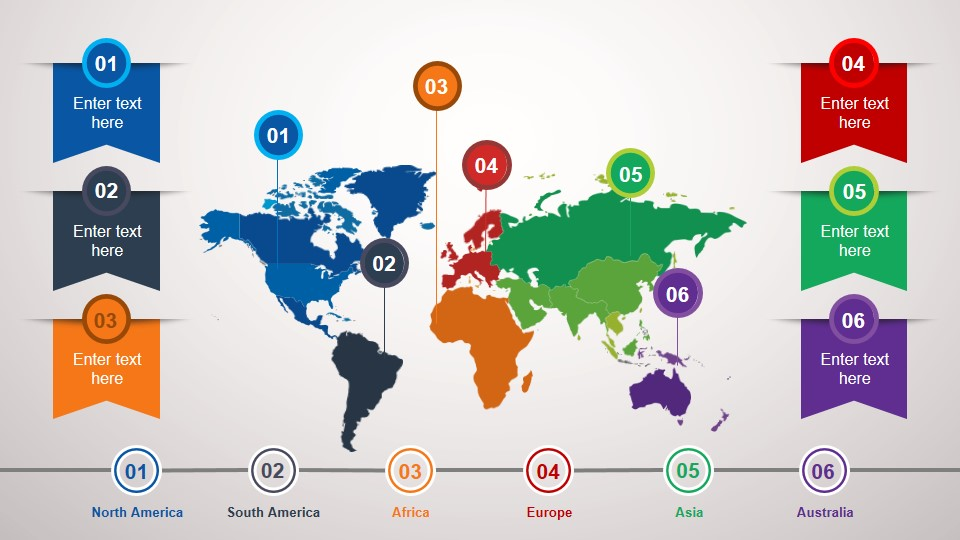 World map powerpoint templates akbaeenw world map powerpoint templates toneelgroepblik Images