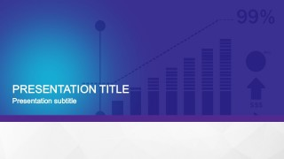 Cover Slide Animated Presentation Template