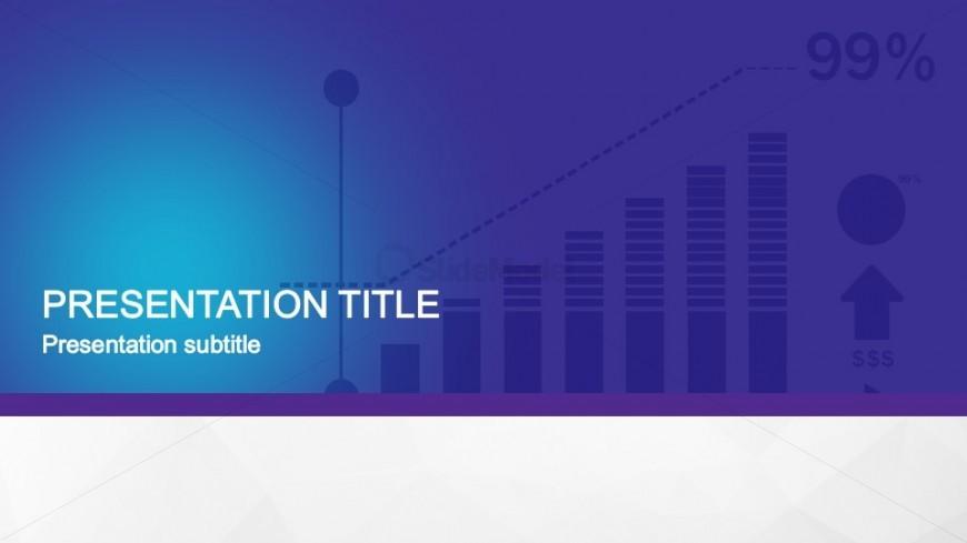 cover slide animated presentation template