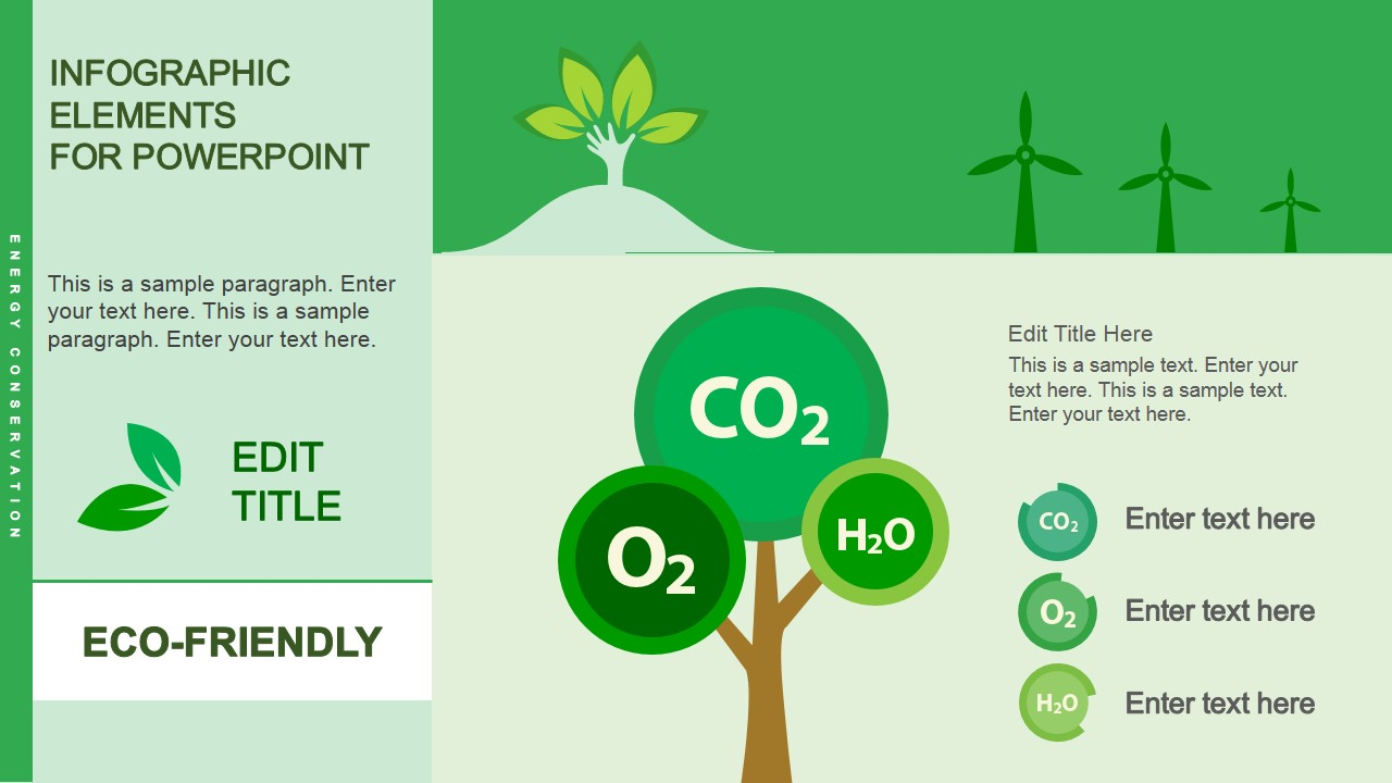 Eco friendly infographic powerpoint template slidemodel toneelgroepblik Image collections