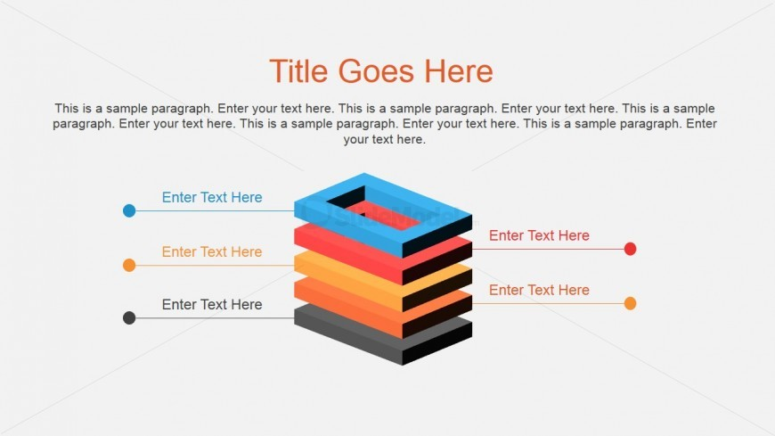 Multi Level Stack Design for PowerPoint